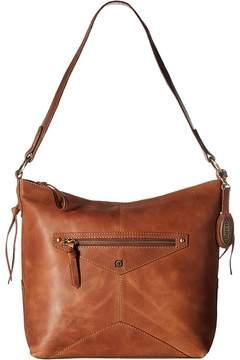 Børn Chambers Bronco Leather Hobo Hobo Handbags