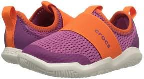 Crocs Swiftwater Easy-On Shoe (Toddler/Little Kid)