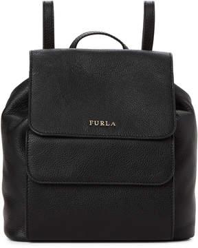 Furla Onyx Noemi Small Leather Backpack
