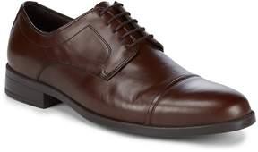 Saks Fifth Avenue Men's Blucher Leather Shoes