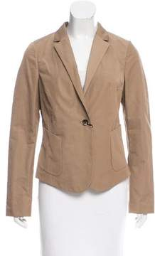 Calvin Klein Collection Fitted Notch-Lapel Blazer w/ Tags