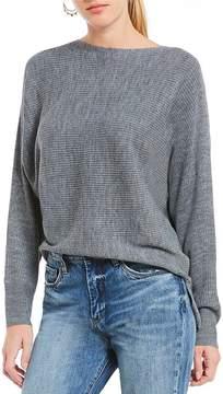 Chelsea & Violet Oversized Boatneck Dolman Sweater