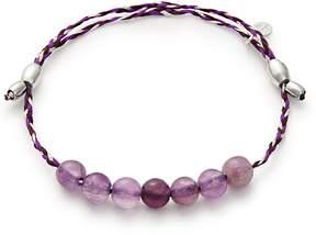 Alex and Ani Amethyst Precious Threads Bracelet
