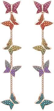 Swarovski Lilia Pierced Statement Earrings