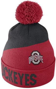Nike Ohio State Buckeyes Champ Pom Knit Hat