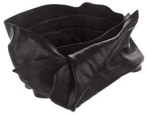 Isabel Marant Leather Knot Belt