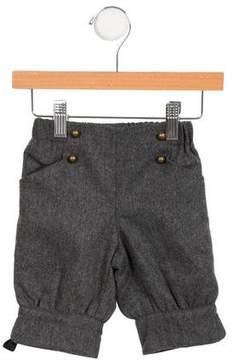 Jacadi Girls' Wool- Blend Pants