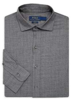 Polo Ralph Lauren Slim-Fit Cotton Dress Shirt