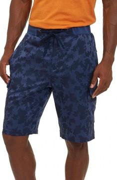 Robert Graham Men's Anish Camo Cargo Shorts