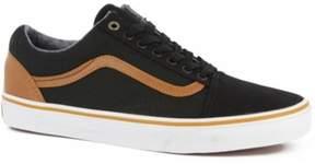 Vans Unisex Old Skool C & L Sneakers Black M13 W14.5