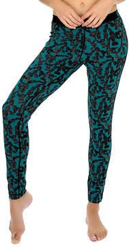 Ethika Blue Cactus Lounge Pants - Women