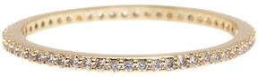 Ariella Collection Pave CZ Delicate Ring