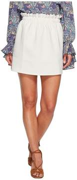 Bishop + Young Paperbag Mini Skirt Women's Skirt