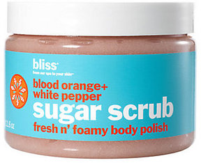 Bliss bliss Blood Orange+White Pepper Sugar Scrub