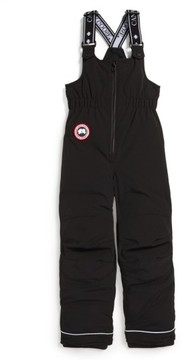 Canada Goose Toddler 'Thunder' Down Snow Pants