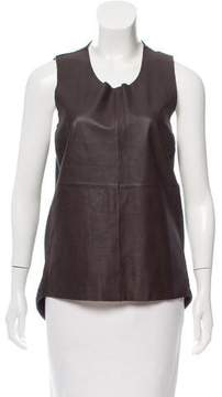 Allude Sleeveless Knit Top