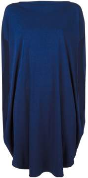 Jil Sander slit sleeves dress