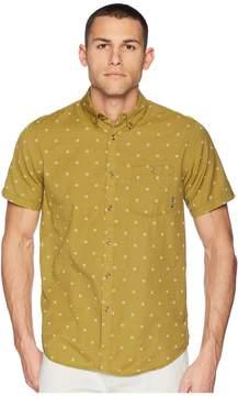 Billabong All Day Jacquard Short Sleeve Shirt Men's Short Sleeve Button Up