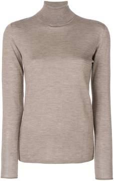 Le Tricot Perugia roll neck sweater