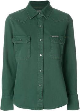 CK Calvin Klein long-sleeved shirt