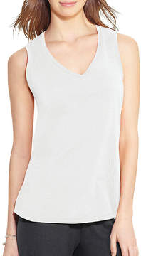 Champion Jersey V-Neck Tank Top