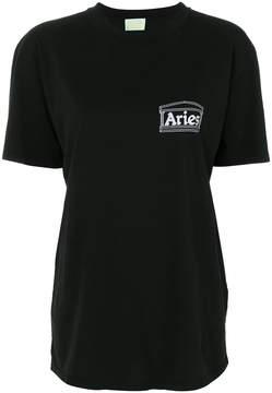 Aries logo printed T-shirt