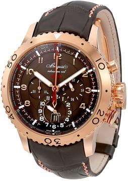 Breguet Transatlantique Type XXII Flyback Men's Watch
