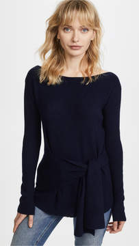 Brochu Walker Ayers Wrap Sweater