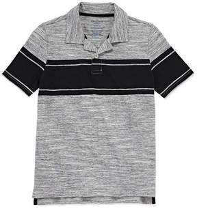 Arizona Short Sleeve Knit Polo Shirt Boys