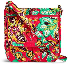 Vera Bradley Double Zip Cross-Body Bag - RUMBA - STYLE