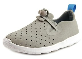 Native Apollo Moc Youth Round Toe Synthetic Gray Sneakers.