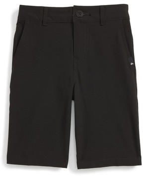 Quiksilver Toddler Boy's Amphibian Hybrid Shorts