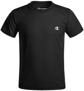 Champion Solid High-Performance T-Shirt - Short Sleeve (For Big Boys)