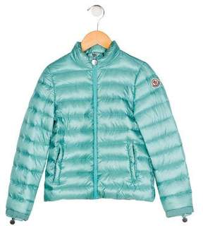 Moncler Girls' Seina Down Jacket