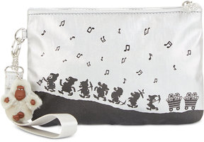 Kipling Disney's Snow White Sweetie Small Wristlet - PLATNIMUM METALLIC - STYLE