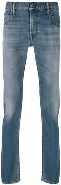 Just Cavalli contrast stripe jeans