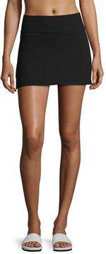 Beyond Yoga x kate spade new york side-slit high-rise performance skirt