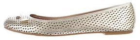 Marc Jacobs Perforated Mouse Flats