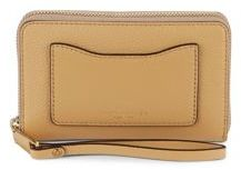 Marc Jacobs Zip Phone Wristlet - GOLDEN BEIGE - STYLE