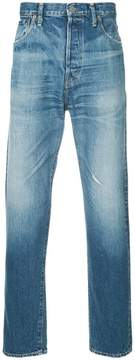 H Beauty&Youth stonewashed casual jeans