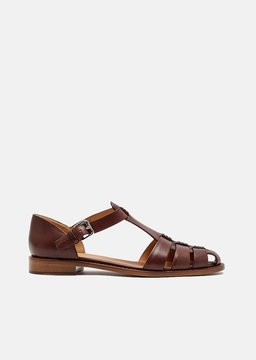 Church's Rosie Sandals Mid Brown Size: EU 36
