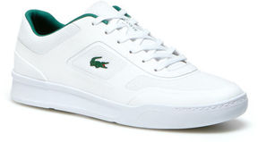 Lacoste Men's Explorateur Canvas And Technical Panel Sneakers