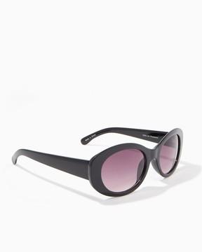 Charming charlie Retro Oval Sunglasses