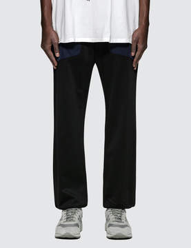 Facetasm Rib Football Track Pants