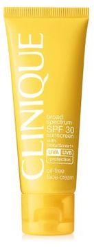 Clinique Broad Spectrum SPF 30 Oil-Free Face Sunscreen