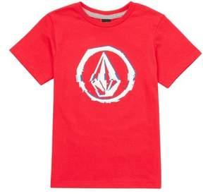 Volcom Glitchy Graphic T-Shirt