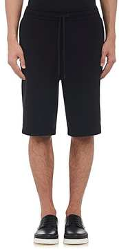 Alexander Wang Men's Cotton-Blend Fleece Shorts