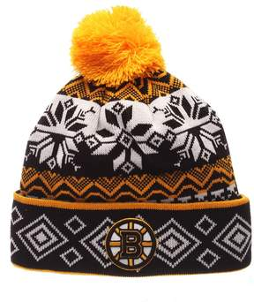 Zephyr Adult Boston Bruins Ollie Beanie