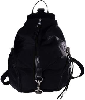 Rebecca Minkoff Convertible Backpack - 001BLACK - STYLE