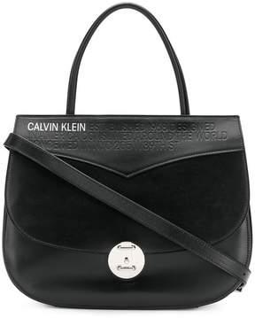 Calvin Klein wide shoulder bag